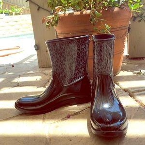 Michael Kors Goloshes Boots